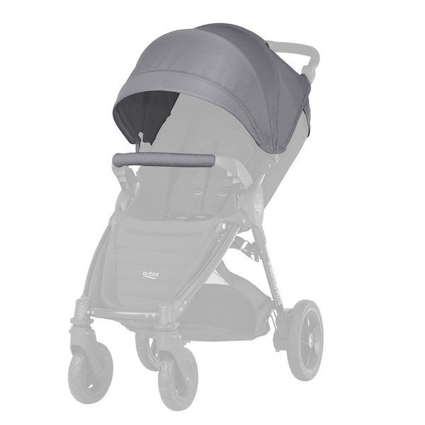 Britax B-motion 4 Plus Kalesje Kit - Denim Black