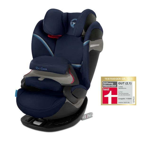 Cybex Pallas S-Fix - Navy Blue