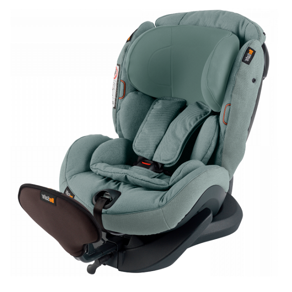 Besafe iZi Plus X1 - Sea Green Mélange