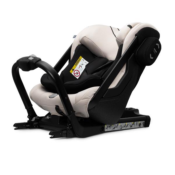Axkid One bilstol småbarnstol- Brick Melange