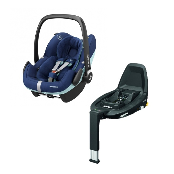 Maxi Cosi Pebble Pro i-size inkl Base - Essential Blue