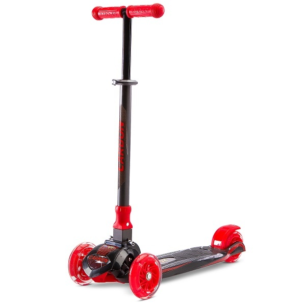 Toyz Carbon Sparkesykkel - Red