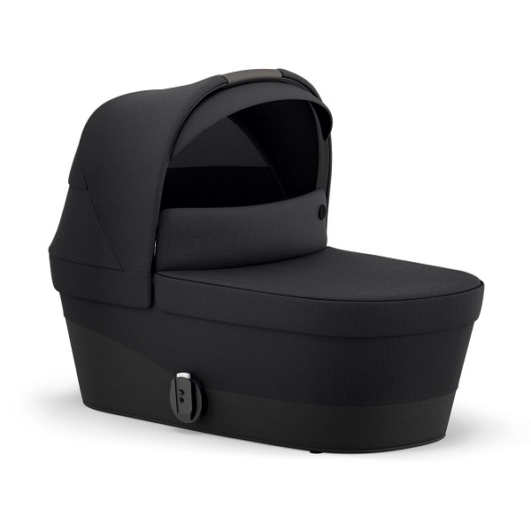 Cybex Gazelle Carrycot - Deep Black