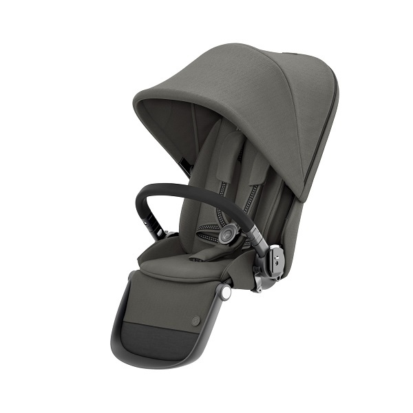 Cybex Gazelle S Seat Unit - Soho Grey/Black