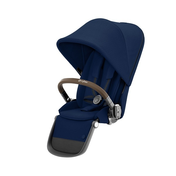 Cybex Gazelle S Seat Unit - Navy Blue/Taupe
