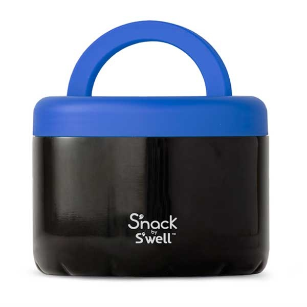 Snack By Swell Termobolle 700 ml BLack Licorice