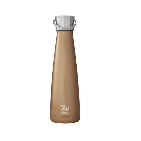 Sip by Swell Drikkeflaske Golden Rose