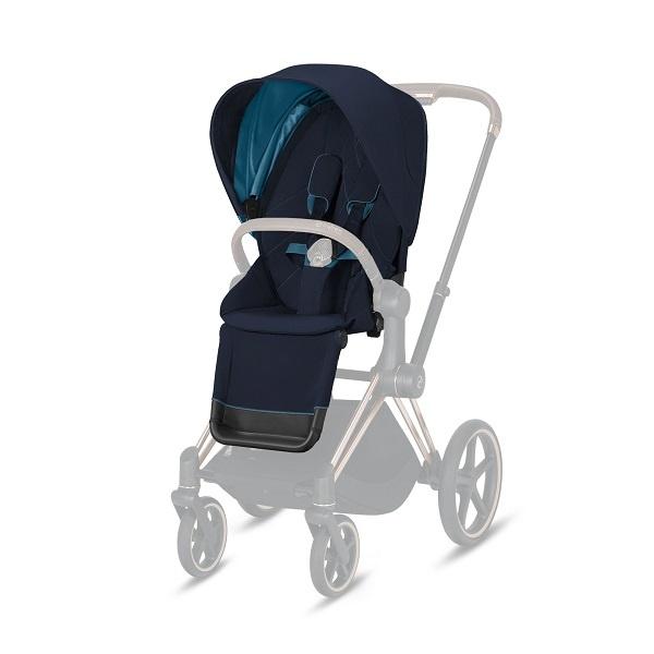 Cybex, Priam, Seat Unit, Nautical Blue