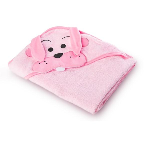 Sensillo Hettehåndkle - Pink Rabbit