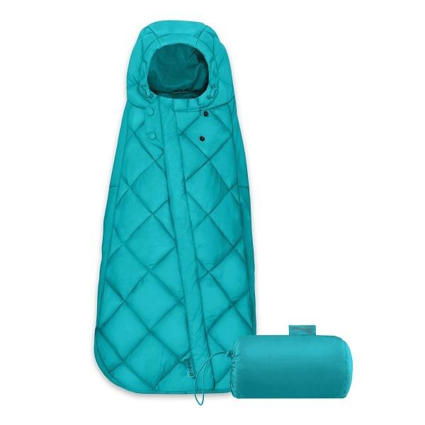 Cybex, Bilstolpose, Snøgga Mini - River Blue