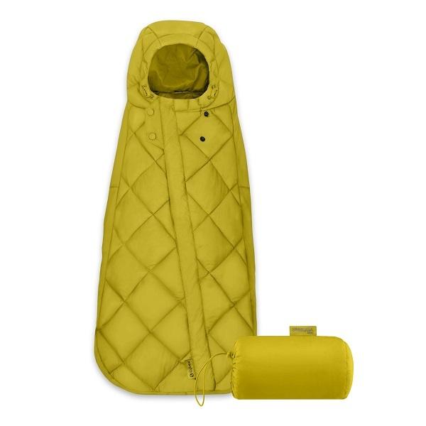 Cybex, Bilstolpose, Snøgga Mini - Mustard Yellow