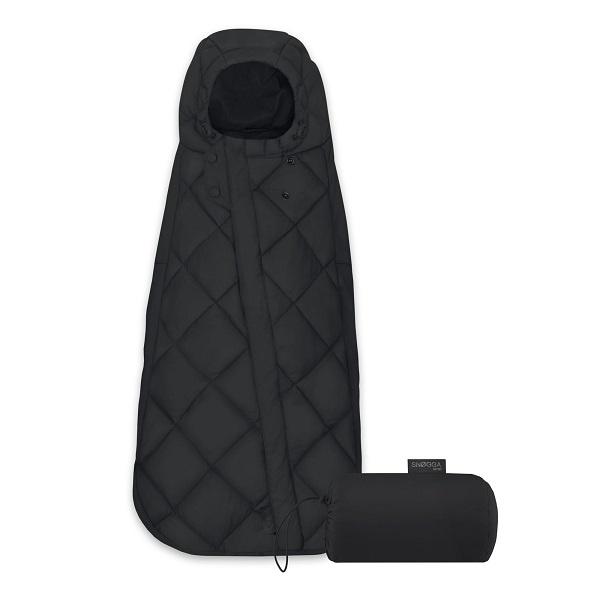 Cybex, Bilstolpose, Snøgga Mini - Deep Black