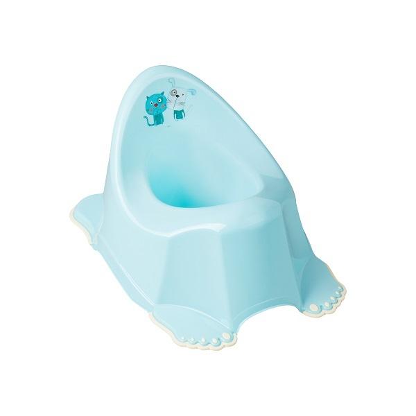 Tega Baby Potte med lyd Blå