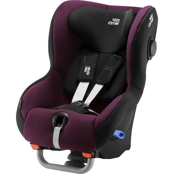Britax Max-Way Plus bilstol småbarnstol  - Burgundy - PRISGARANTI