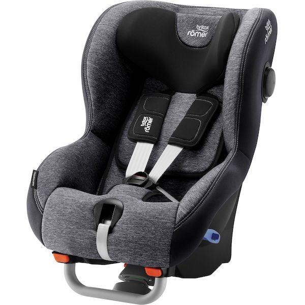 Britax Max-Way Plus bilstol småbarnstol  - Graphite Marble - PRISGARANTI