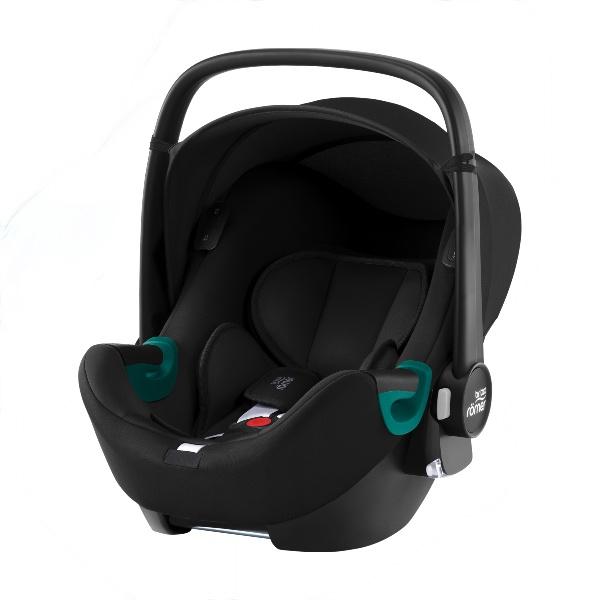Britax Baby-Safe iSense u/base - Space Black