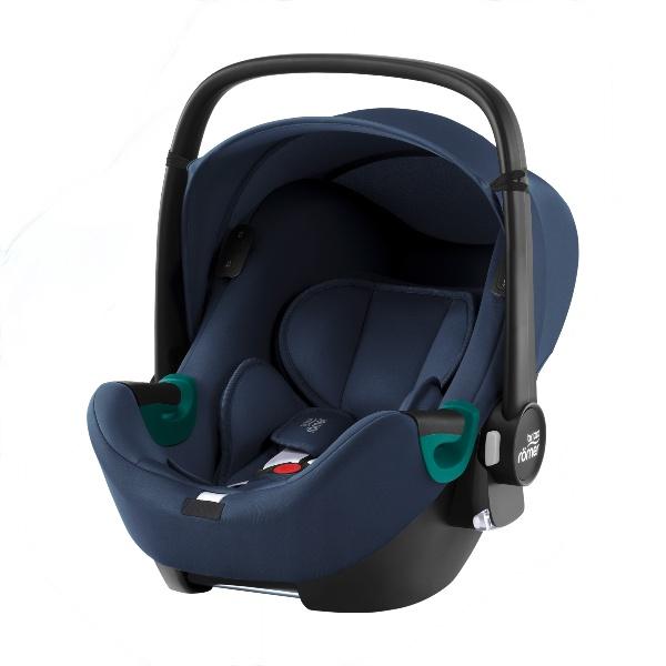 Britax Baby-Safe iSense u/base - Indigo Blue