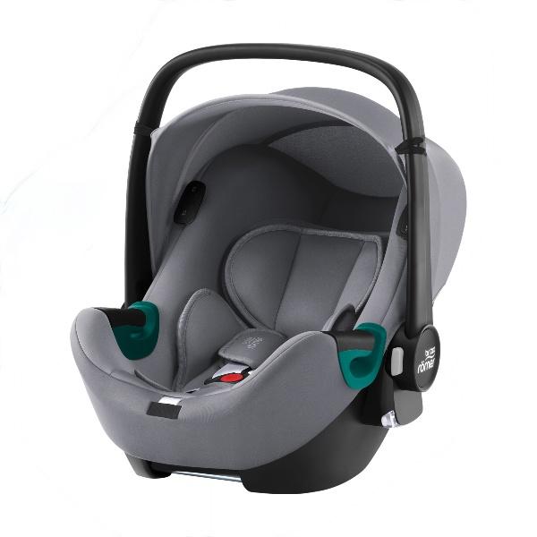 Britax Baby-Safe iSense u/base - Frost Grey
