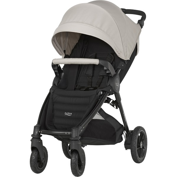 Britax B-motion 4 Plus - Sand Beige