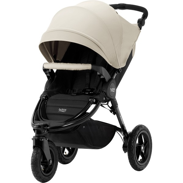 Britax B-Motion 3 Plus - Sand Beige