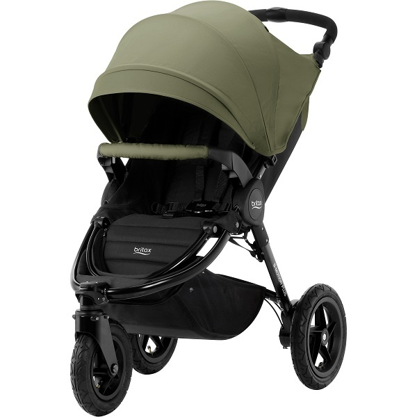 Britax B-Motion 3 Plus - Olive Green
