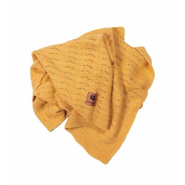 Easygrow Grandma Wave Babyteppe - Yellow Melange