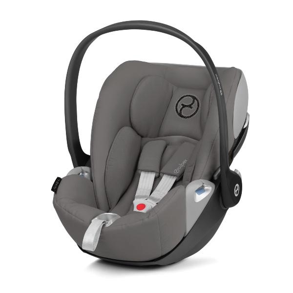 Cybex Cloud Z i-Size Babybilstol- Soho Grey
