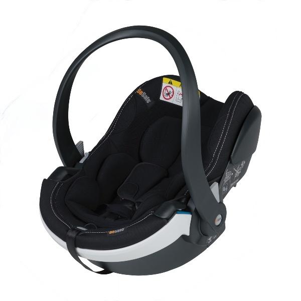 BeSafe iZi Go Modular X1 i-Size Babybilstol- Premium Car Interior Black