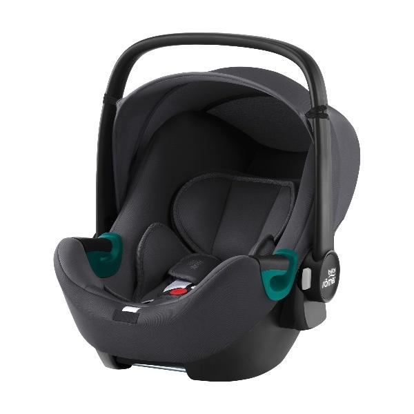 Britax Baby-Safe 3 i-Size, Babybilstol- Midnight Grey