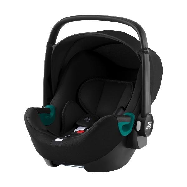 Britax Baby-Safe 3 i-Size, Babybilstol - Space Black