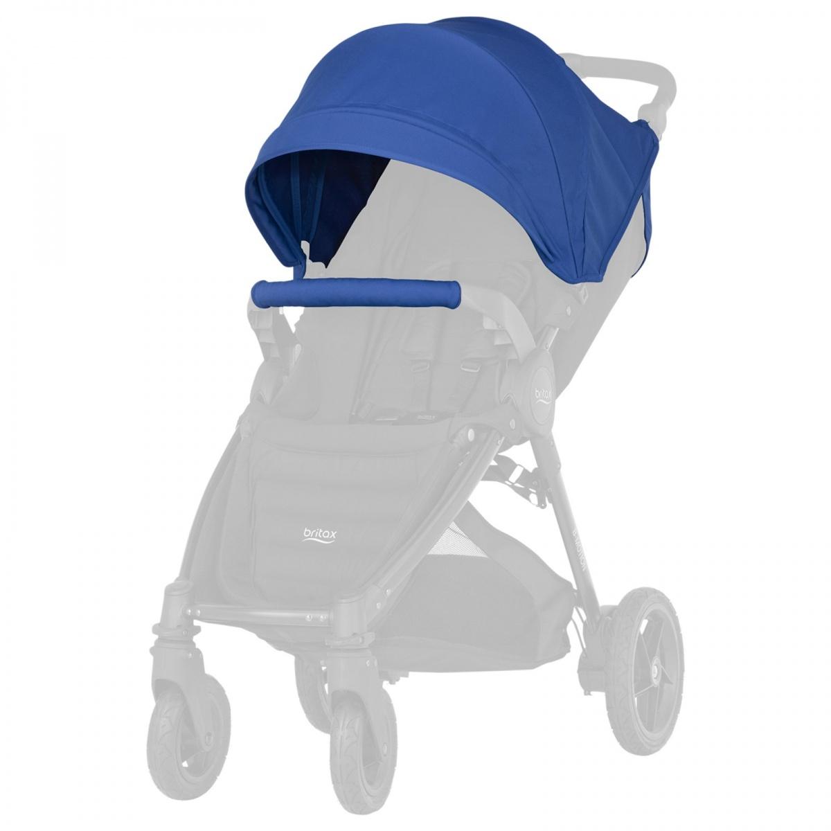 Britax B-motion 4 Plus Kalesje Kit - Ocean Blue