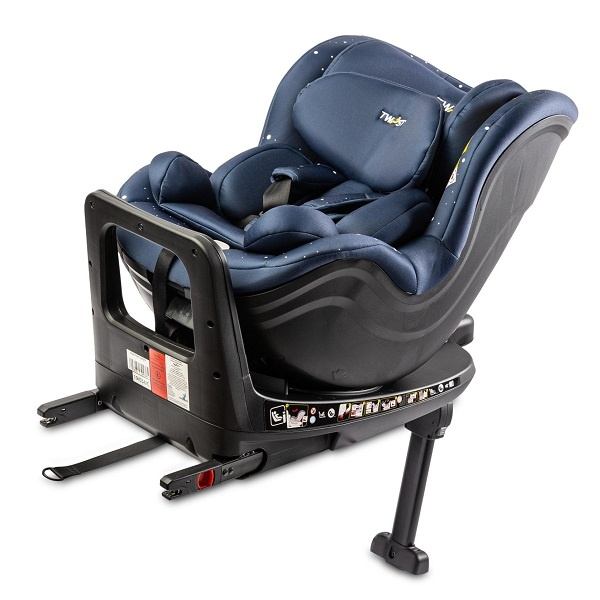 Bilstol, Caretero Twisty - ECE 129 - Navy