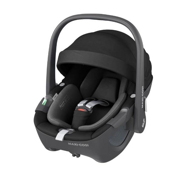 Maxi-Cosi Pebble 360, Babybilstol - Essential Black