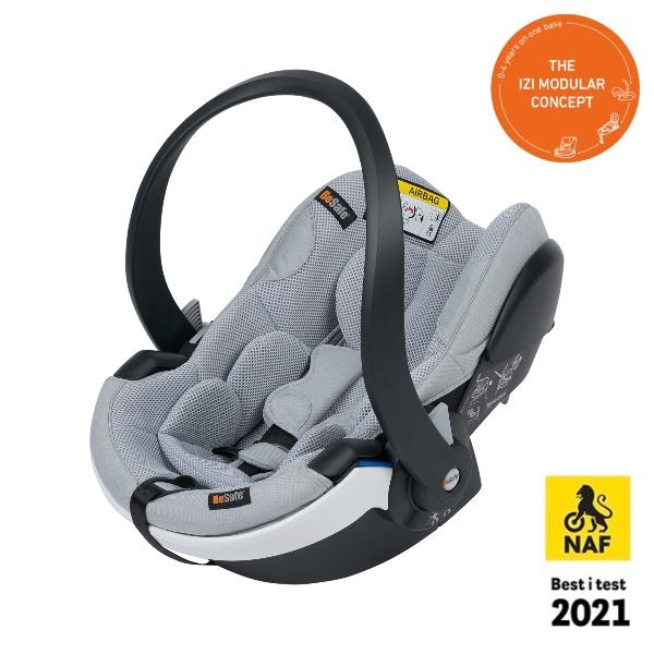BeSafe iZi Go Modular X1 i-Size Babybilstol - Peak Mesh