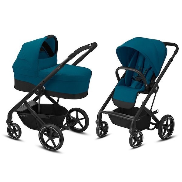 Cybex Balios S Lux Duo - River Blue