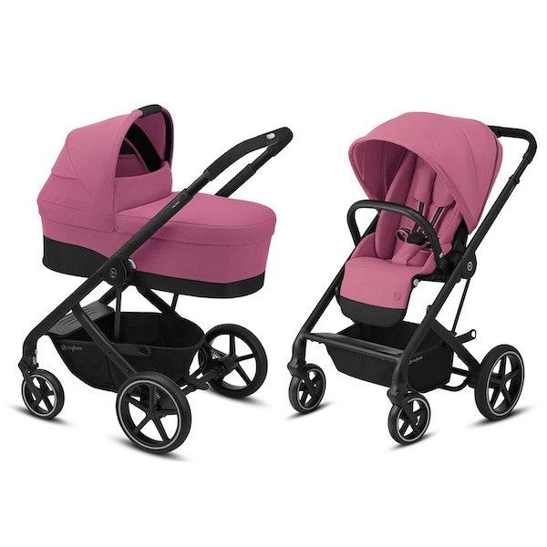 Cybex Balios S Lux Duo - Magnolia Pink