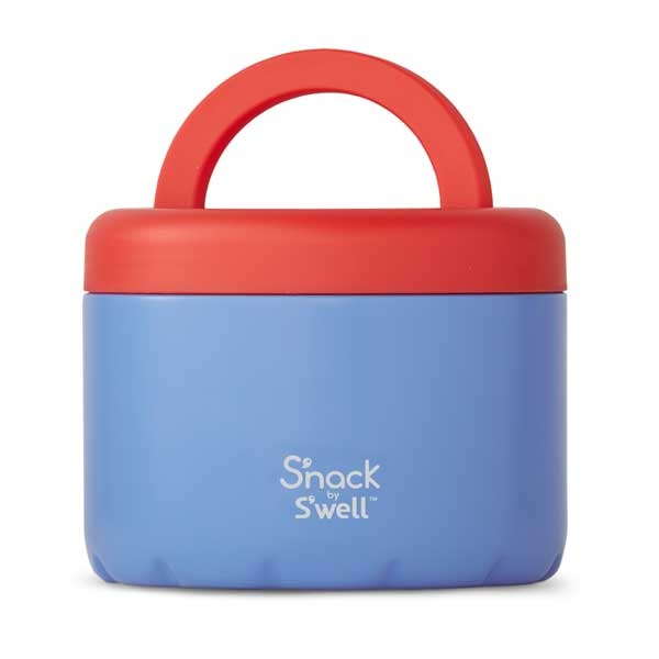 Snack By Swell Termobolle 700 ml Blue Cornflower