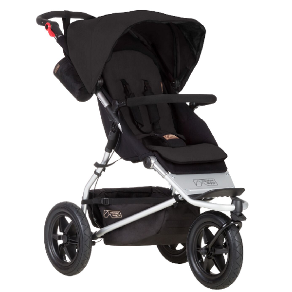 Mountain Buggy Urban Jungle V3  (svart)
