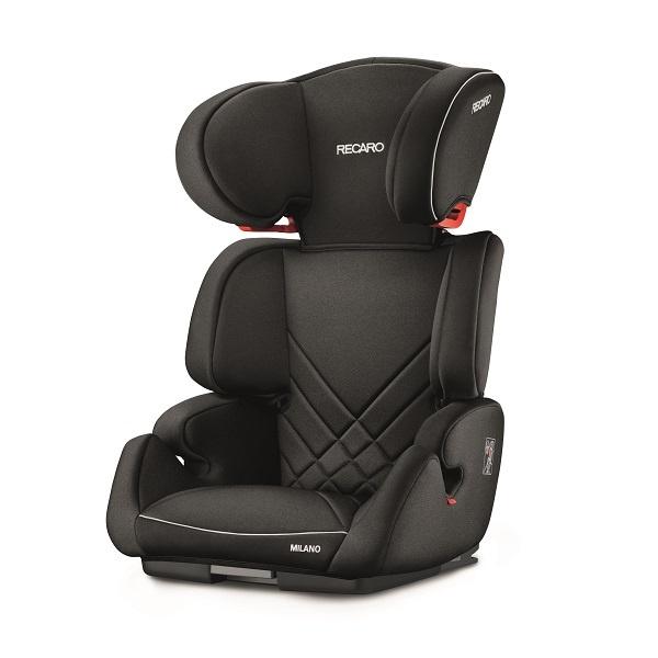 Recaro Milano Seatfix - Performance Black