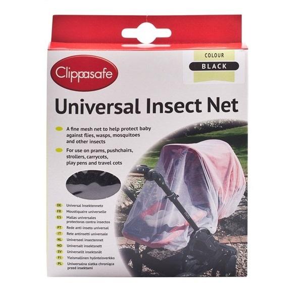 Universalt Insektsnett - Black