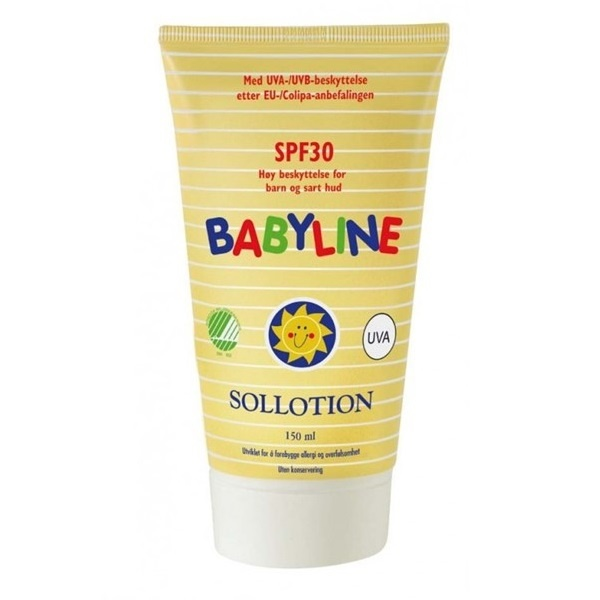 Babyline Sollotion - SPF30
