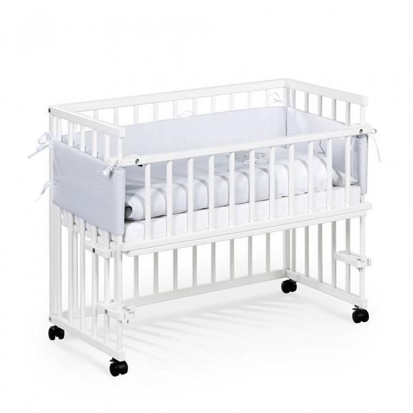 Piccolo Due - Bedside Crib