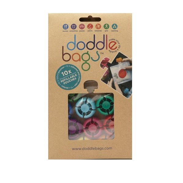 Doddlebags Smoothieposer 10pk