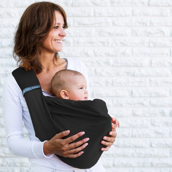 Minimonkey Sling 4in1 - Sort