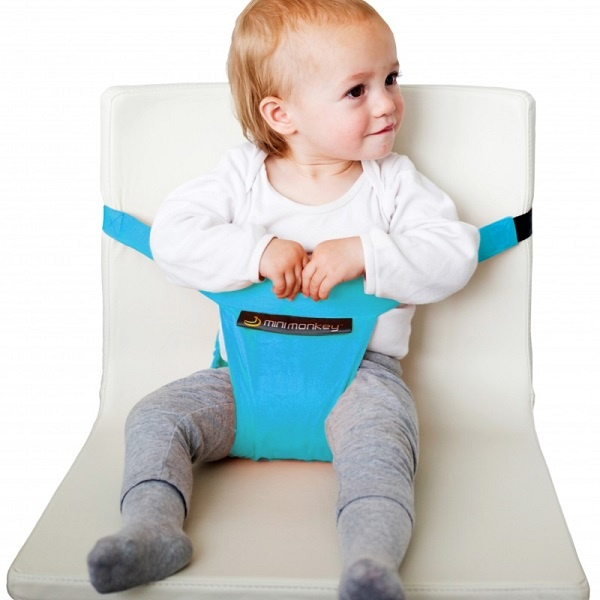Minimonkey Mini Chair - Turkis