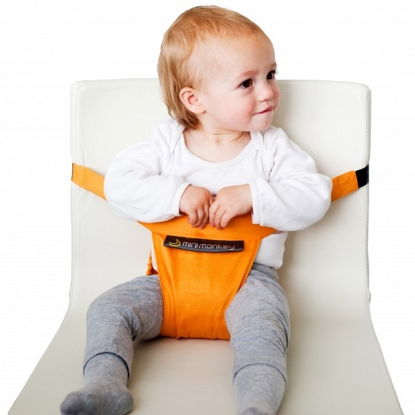 Minimonkey Mini Chair - Orange