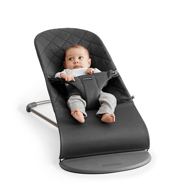 Babybjörn Vippestol Bliss - Anthracite