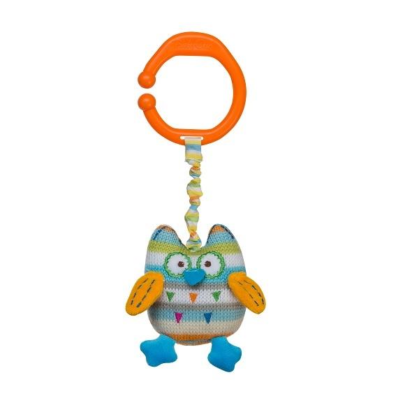 Babyono Hengende Leke - Owl