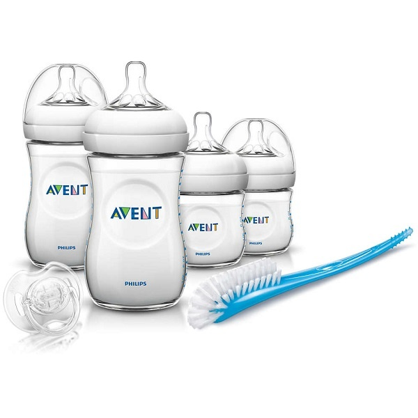 Philips Avent Startsett for Nyfødte Natural