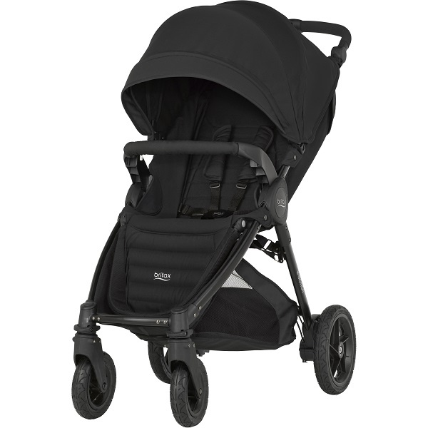 Britax B-motion 4 Plus - Cosmos Black